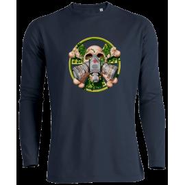 T-shirt manches longues 3D TDM NUCLEAIRE