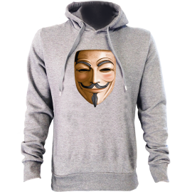 Sweat à capuche ANONYMOUS