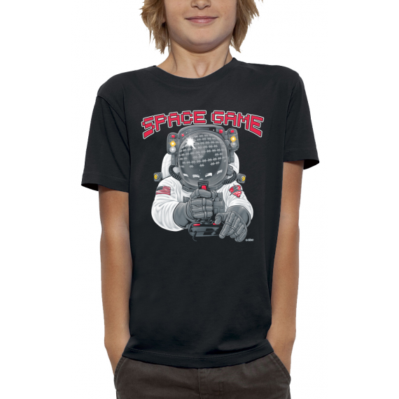 T-shirt 3D SPACE GAME