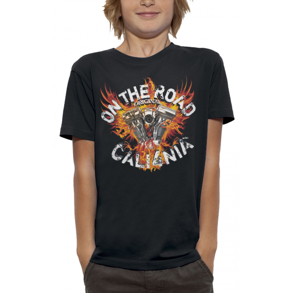 T-shirt 3D ORIGINAL ON THE ROAD