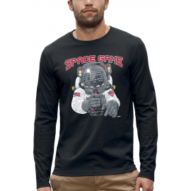T-shirt ML 3D SPACE GAME