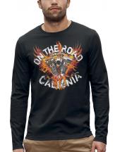 T-shirt ML ON THE RAOD
