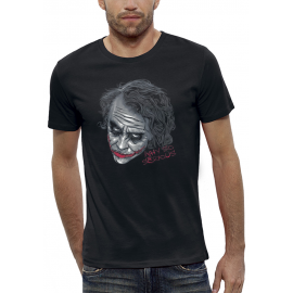 T-shirt 3D WHY SO SERIOUS