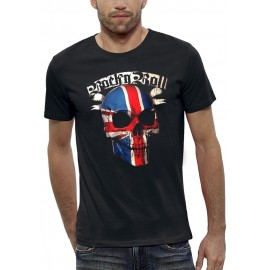 T-shirt 3D CRANE ROCK N ROLL UK