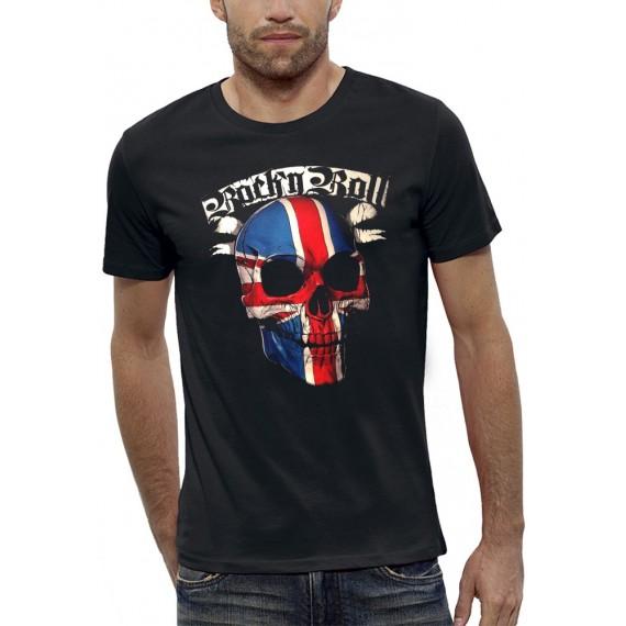 T-shirt 3D CRANE ROCK N ROLL UK