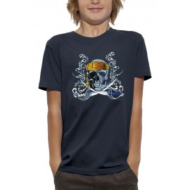 T-shirt 3D CRANE PIRATE