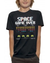 T-shirt SPACE GAME OVER