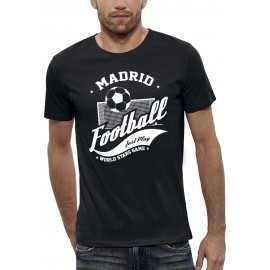 T-shirt 3D FOOTBALL MADRID