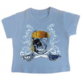 T-shirt Bébé 3D PIRATE DES CARAIBES