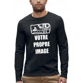 T-shirt ML Homme Personnalisable