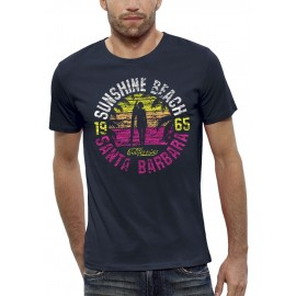 T-shirt 3D sunshine-beach SUNSHINE BEACH