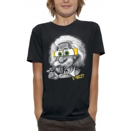 T-shirt 3D ALBERT EINSTEIN