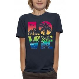 T-shirt 3D LOVE BEACH