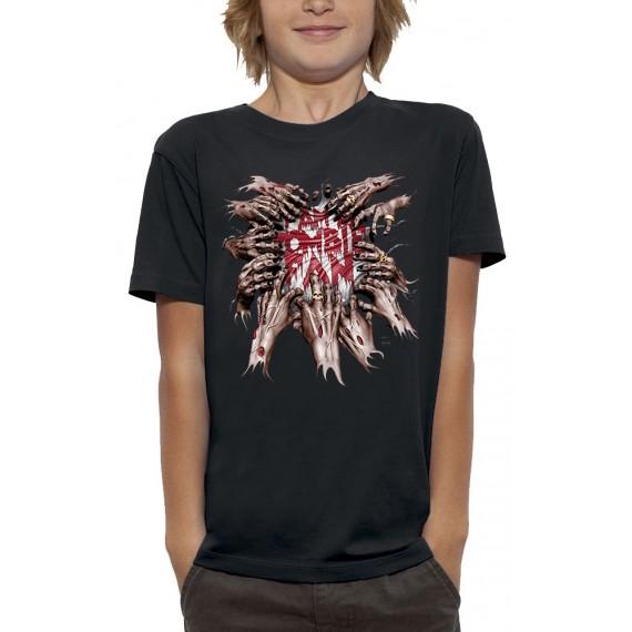 T-shirt 3D ZOMBIE FAN