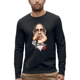 T-shirt ML 3D VITO CORLEONE