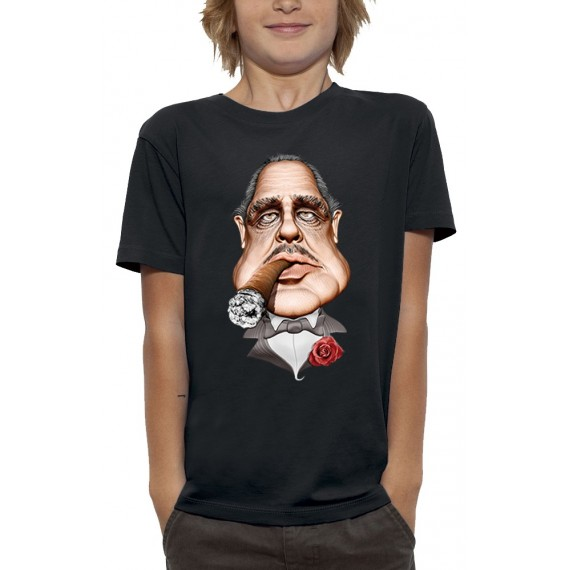 T-shirt 3D VITO CORLEONE