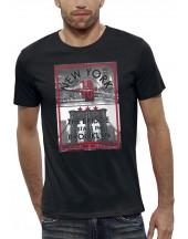 T-shirt THE BRIDGE STAYS IN BROOKLYN