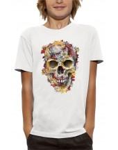 T-shirt CRANE FLEURS