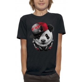 T-shirt PANDA HIP HOP