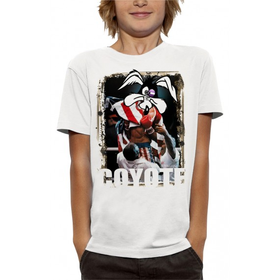 T-shirt ROCKY COYOTE