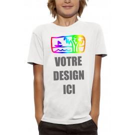 T-shirt 3D Personnalisable