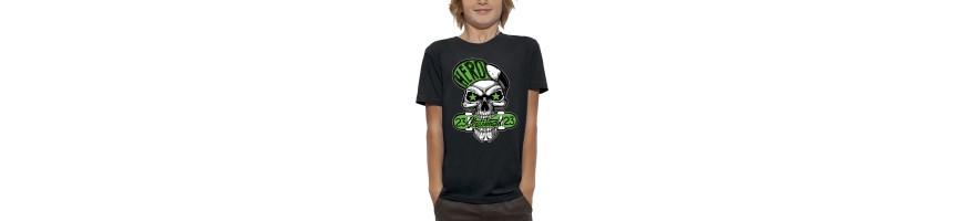 T-shirt CRANE HERO SKATEBOARD