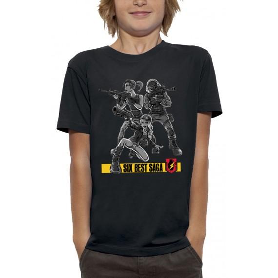 T-shirt SIX BEST SAGA