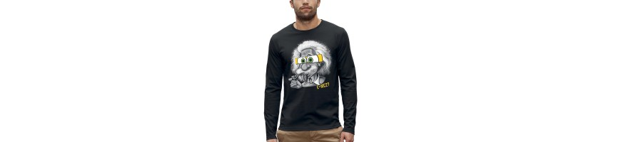 T-shirt ML ALBERT EINSTEIN