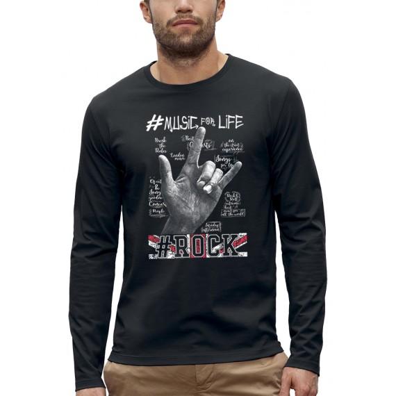 T-shirt ML ROCK