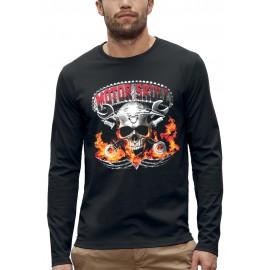 T-shirt ML MOTOR SKULL