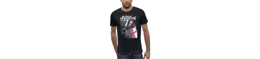 T-shirt CHEVALIER MEDIEVAL
