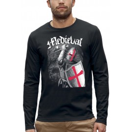 T-shirt ML CHEVALIER MEDIEVAL