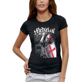 T-shirt CHEVALIER MEDIEVAL