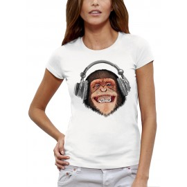T-shirt SINGE DJ