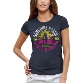T-shirt SUNSHINE BEACH