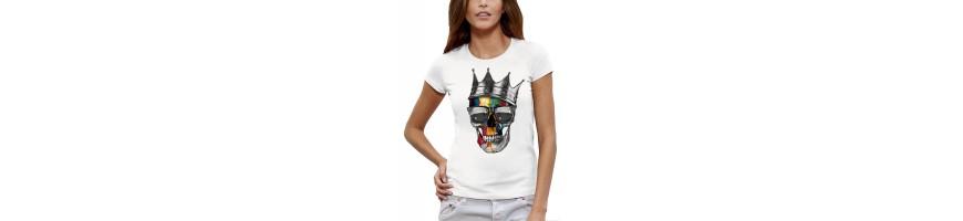 T-shirt CRANE COURONNE