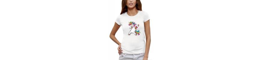 T-shirt LICORNE DAB