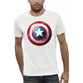 T-shirt 3D BOUCLIER USA