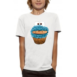 T-shirt 3D COOKIE MONSTER