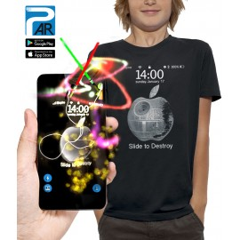 T-shirt 3D SLIDE TO DESTROY