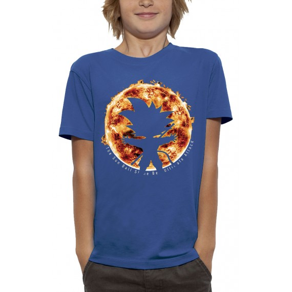 T-shirt 3D SUN BALL DBZ