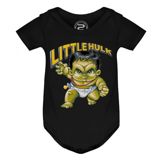 Body Bébé 3D LITTLE HULK