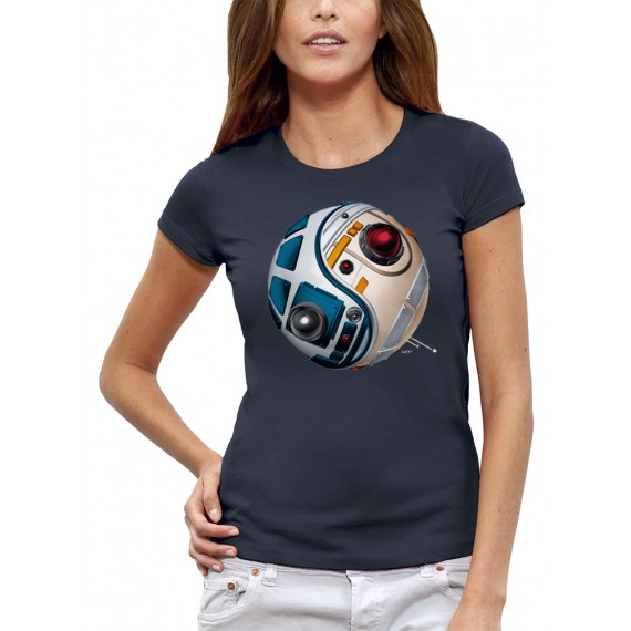 T-shirt 3D DROIDES