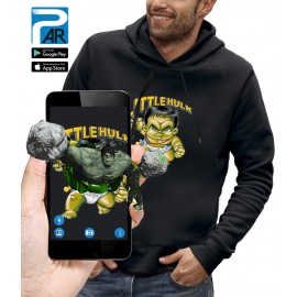 Sweat 3D LITTLE HULK