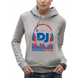 Sweat 3D CASQUE DJ STYLE