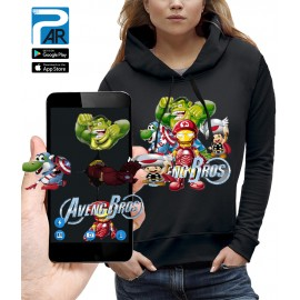 Sweat 3D AVENGERS BROS