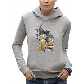 Sweat 3D LES MINIONS DBZ