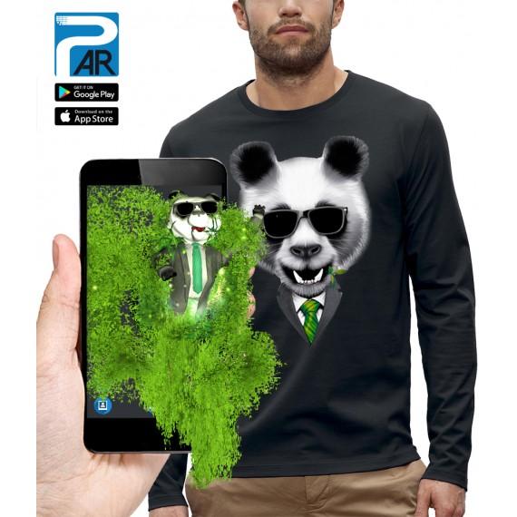 T-shirt ML 3D PANDA