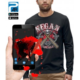 T-shirt ML 3D NEGAN