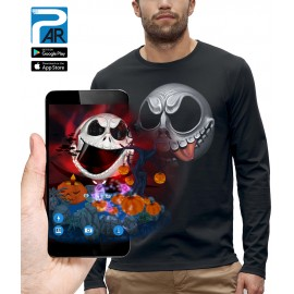 T-shirt ML 3D MONSIEUR JACK